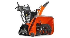 HUSQVARNA SNOW THROWERS IN STOCK AT RECYCLE MOTORCYCLES