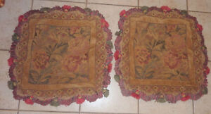 2 throw cushion covers, excellent condition Kitchener / Waterloo Kitchener Area image 1