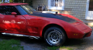 1979 Corvette (stalled project)