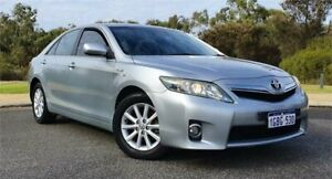 2010 Toyota Camry AHV40R Hybrid Silver Continuous Variable Sedan Cannington Canning Area Preview