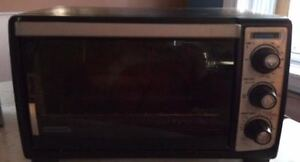 Black and Decker Convection Toaster Oven Windsor Region Ontario image 1