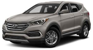 2017 Hyundai Santa Fe Sport 2.4 SE Sunroof and Leather Uphols...