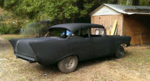Looking for 1957 Chev Belair exterior stainless trim chrome