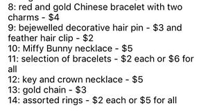 Jewellery for Sale #2 Downtown-West End Greater Vancouver Area image 8