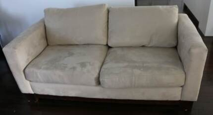 PAIR OF FREEDOM SOFAS - GREAT CONDITION Sans Souci Rockdale Area Preview