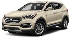 2018 Hyundai Santa Fe Sport 2.4 SE Leather & Sunroof