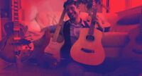 Online Beginner Rock and Classical Guitar Lessons (Markham)
