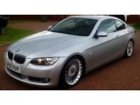 BMW 3 Series 330d Coupe Automatic (Mint condition +12 Months Mot)