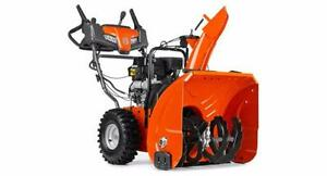 Husqvarna Snowblowers IN STOCK!