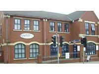 Office Avaliable At Rosehill Business Centre, Derby