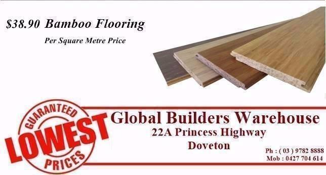 11 90 Porcelain Tiles Global Builders Warehouse Building Materials Gumtree Australia Greater Dandenong Dandenong South 1129236674