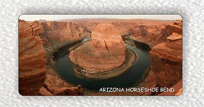 Souvenir From Arizona Horseshoe Bend  2 Fridge Large Magnet  Fjt5z