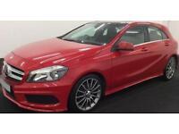 Mercedes-Benz A180 AMG Sport FROM £77 PER WEEK!