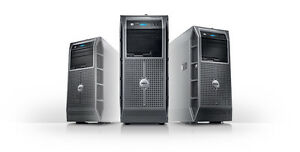 Dell PowerEdge T300 Intel Xeon X3323 Quad-Core 24GB RAM 3x147GB