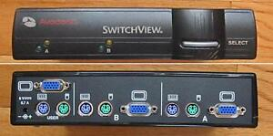 Avocent KVM switches
