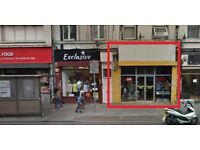 Commercial Unit - Vibrant High Street, Central London, Zone 2