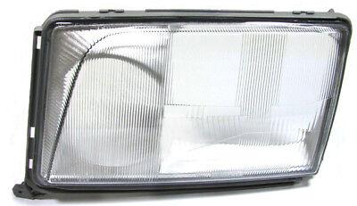 Scheinwerferglas Streuscheibe links für Mercedes W124 ab 93