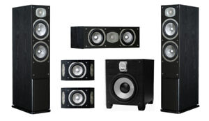 Energy 5.1 Surround Sound Speakers