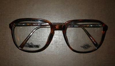 Only At Lenscrafters Functionals 417 Oversize Eyeglasses Rx Frames 59Mm Tortoise