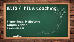 PTE A and IELTS Coaching Classes Mill Park Whittlesea Area Preview