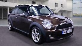 image for Mini 1.6 Cooper S 5dr Auto Brown, Full Leather, 2008, FSH, 1 Owner