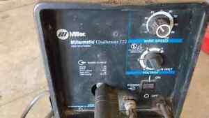 Miller challenger 172 230v MIG welder