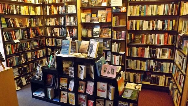 The Moffat Bookshop