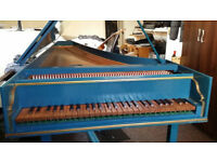 Italian type Zuckerman Harpsichord in fully working condition