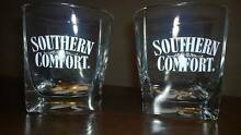 SOUTHERN COMFORT GLASSES - BRAND NEW BARGAIN! Adelaide CBD Adelaide City Preview
