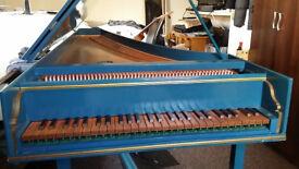 Harpsichord Zuckermann Italian