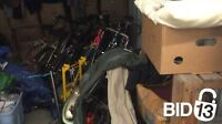 **A lot of bicycles inside for Sale**