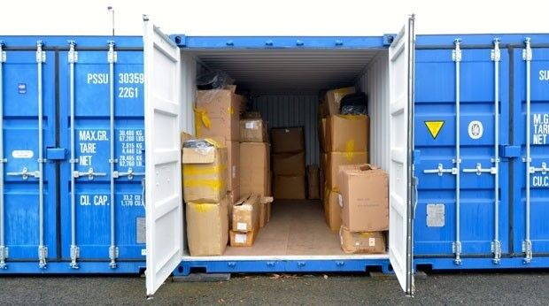 20ft Storage Container Available To In Dartford Surrounding Area