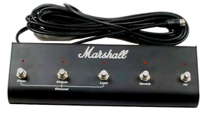 Marshall Foot switch for tsl 100 amp