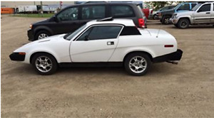 1976 Triumph TR7 for Sale - Priced to sell