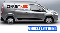 STORE SIGNS, VEHICLE GRAPHICS, LETTERING, SIGNAGE