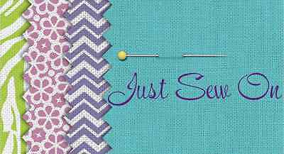 Just Sew On