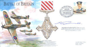 RAF-cover-signed-WWII-WW2-BoB-501-Sqn-Battle-of-Britain-LEE-DFC-BB13d