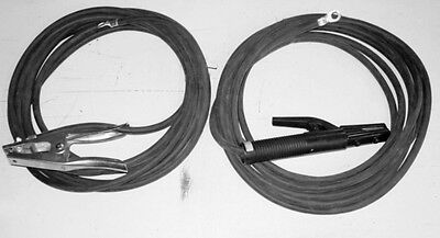 Miller 043952 Weld Leads20stinger 100ftground 50ft300a 100