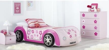 Girls Car Bed Bohle Townsville City Preview