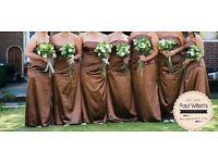 7 x Bridesmaid Dresses