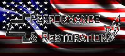 Performance and Restoration