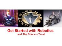 FREE Get started with Robotics course (Company behind Robot Wars)