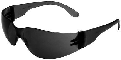 Radians Mirage Small Safety Glasses with Smoke Lens ANSI Z87