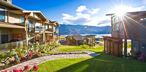 TOBIANO - KAMLOOPS BC, FURNISHED CONDO , GOLF COURSE AND LAKE