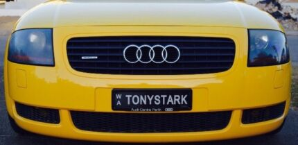 Personalised Number Plate (TONYSTARK) Yokine Stirling Area Preview