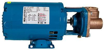 Burks Condensate Turbine Boiler Feed Pump 7ct7m 34 Hp 115230v 1ph 1
