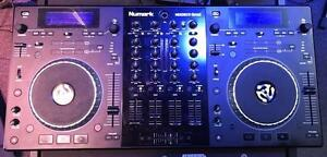 USED Numark Mixdeck Quad - Universal 4-Channel DJ Station