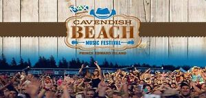 Two CBMF Weekend Passes