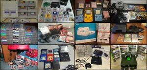 Want to BUY ALL Classic Video Games!