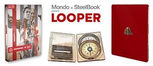 BLU-RAY! LOOPER LIMITED EDITION STEELBOOK